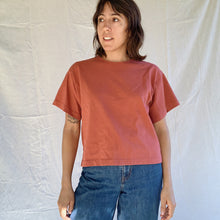 Pacific Cotton | Crop Crew in Roma Red