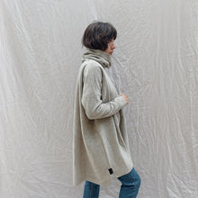 Load image into Gallery viewer, Henriette Steffensen | High Neck Pullover in Sand