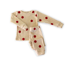 Load image into Gallery viewer, Mabo | Organic Cotton Pajama in Red Dot
