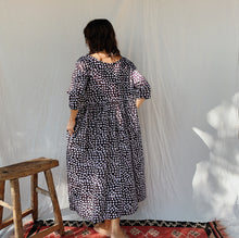 Load image into Gallery viewer, Fahari Bazaar | Sula Dress in Brown and White Speckle