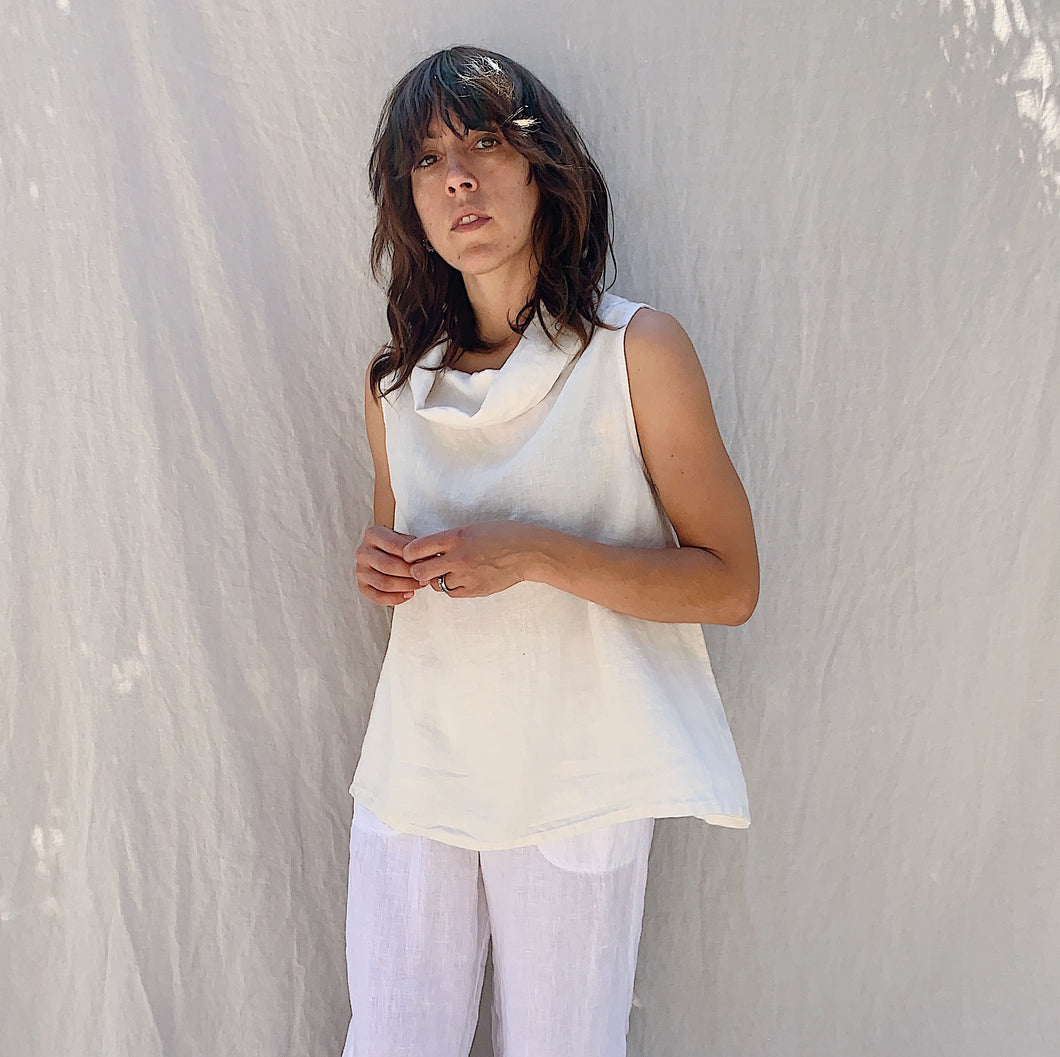 Bryn Walker | Etna Tunic in White
