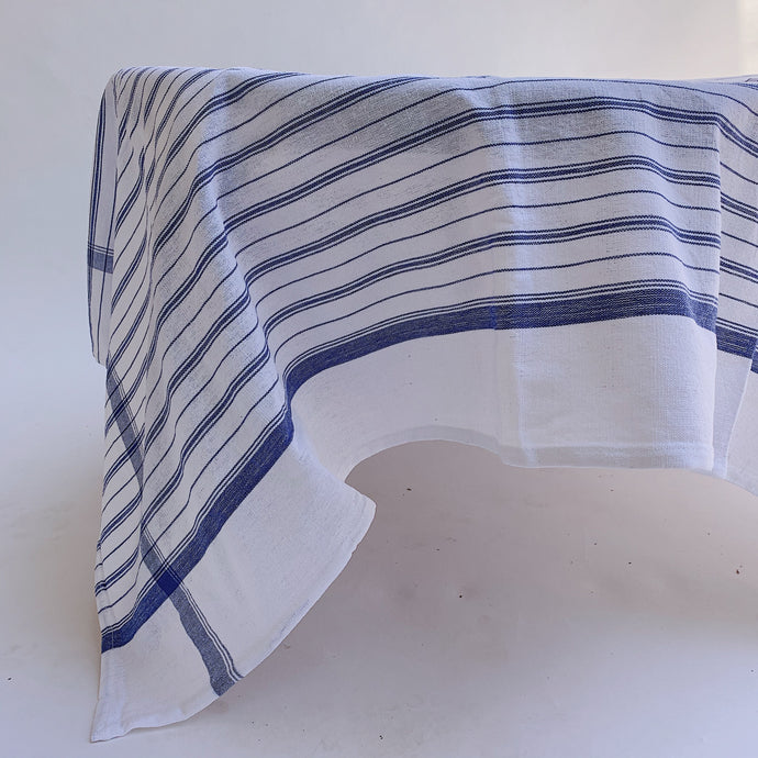 Tablecloth | Blue Stripe
