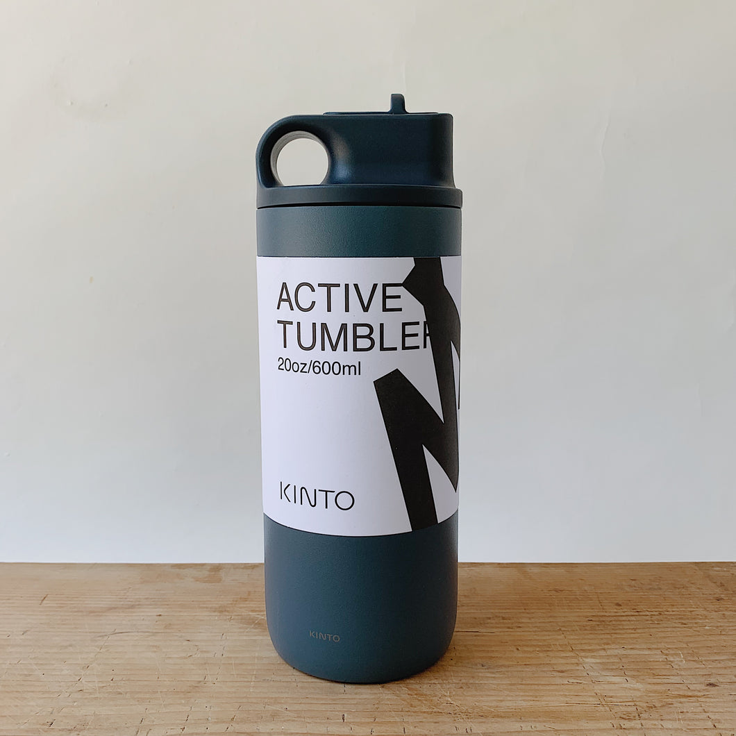 Kinto | Active Tumbler in Slate Blue