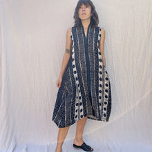 Load image into Gallery viewer, Dressori | Patchwork Dress