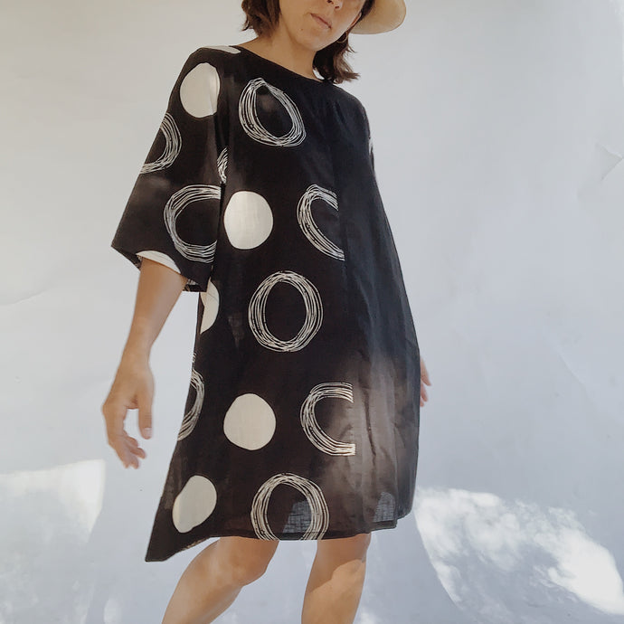 Mona Lisa | Circle Circle Tunic