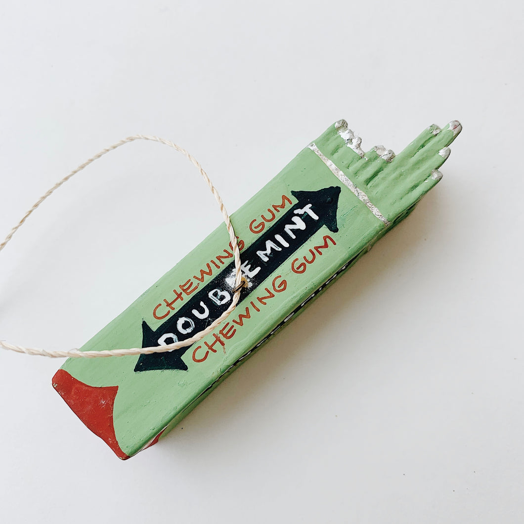 Chewing Gum Ornament