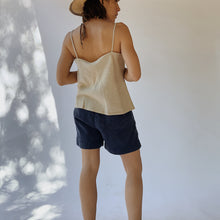 Load image into Gallery viewer, Bryn Walker | Linen Tank in Natural