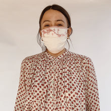 Load image into Gallery viewer, Injiri | Stitched Cotton Masks