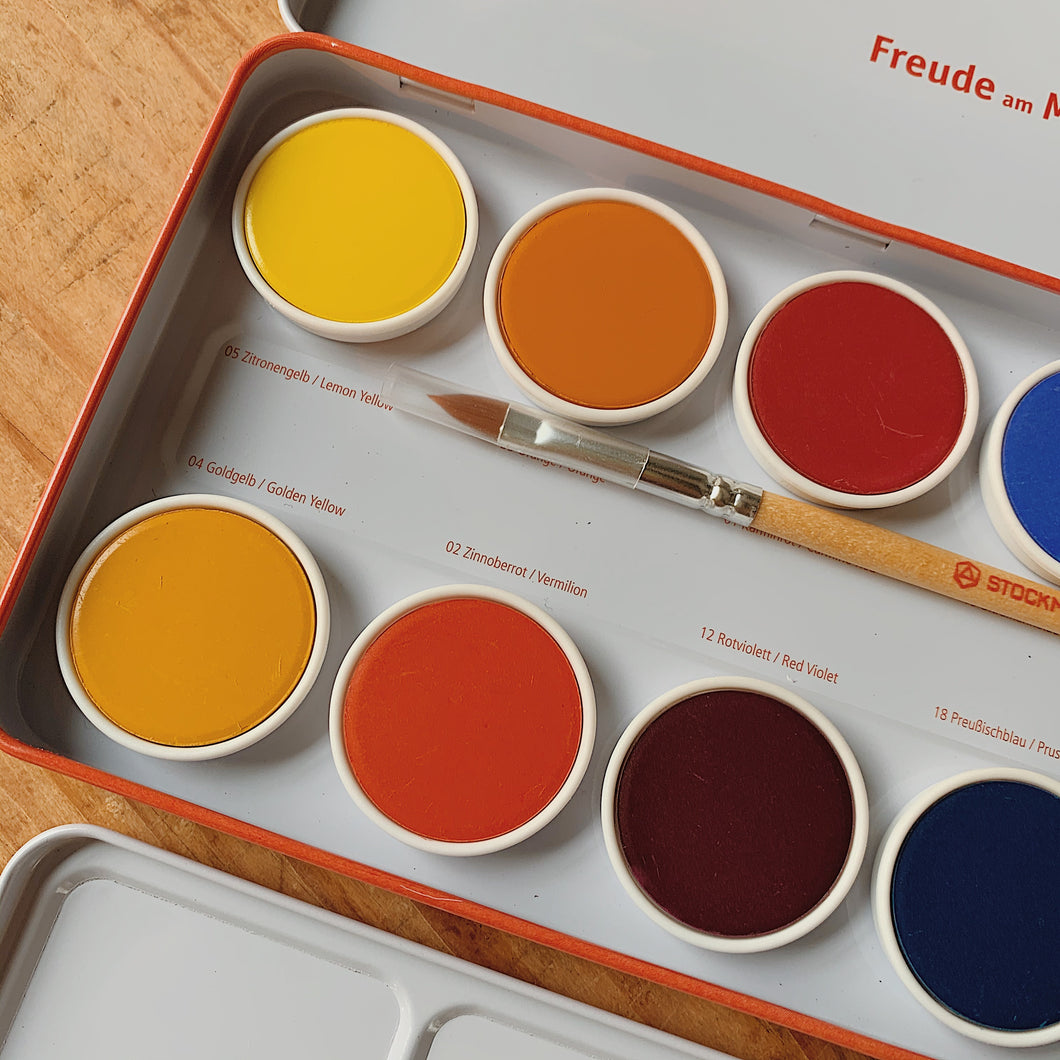 Stockmar | Watercolor Paint Set