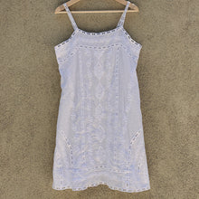 Load image into Gallery viewer, Embroidered Chemise