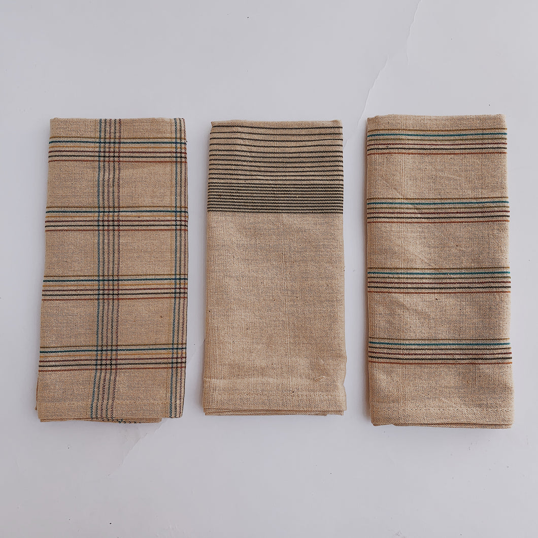 Dishtowel Set | Desert Stripe