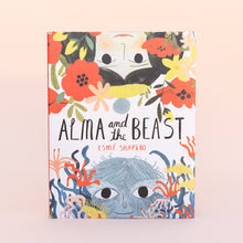 "front cover of ""Alma and the Beast"""