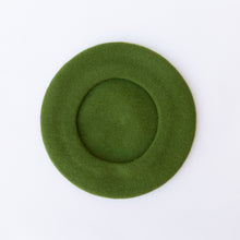 bottom of avocado beret