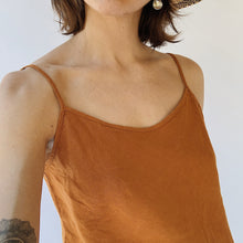 Bryn Walker | Linen Tank in Ochre