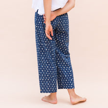 back view polka dot pant by bunai