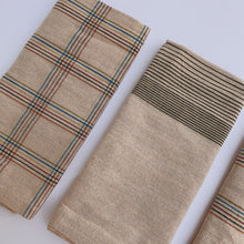Load image into Gallery viewer, Dishtowel Set | Desert Stripe