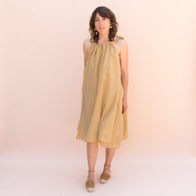 CP Shades | Golden Bow Dress