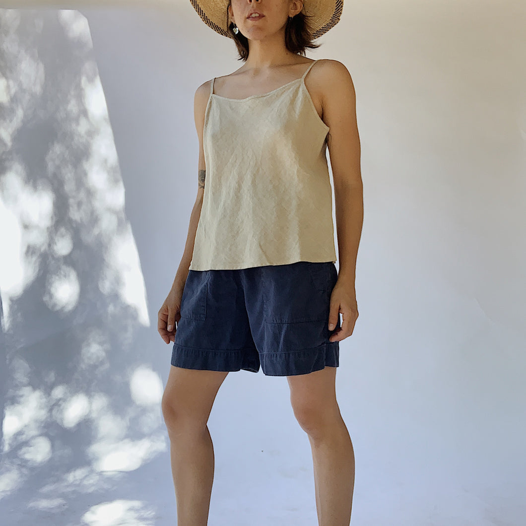 Bryn Walker | Linen Tank in Natural
