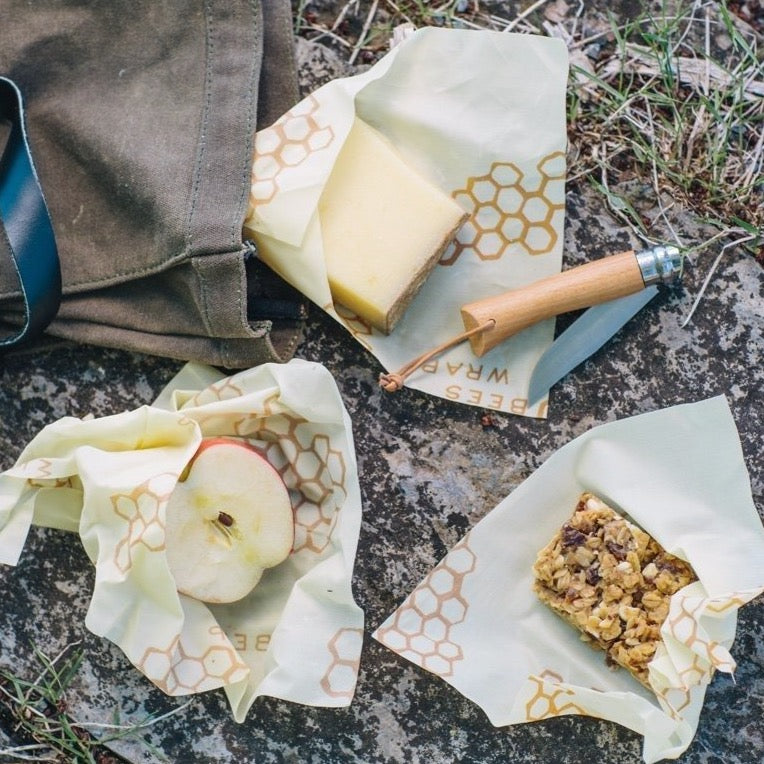 Beeswrap | 3 Pack Medium Beeswax Wraps