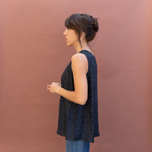 side view silk tank from dressori