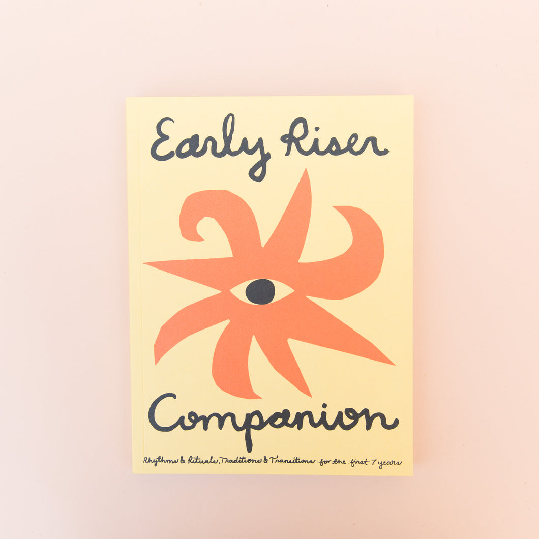 Early Riser Companion book front view