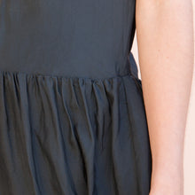 Elsa Esturgie | Twist Strap Dress in Black