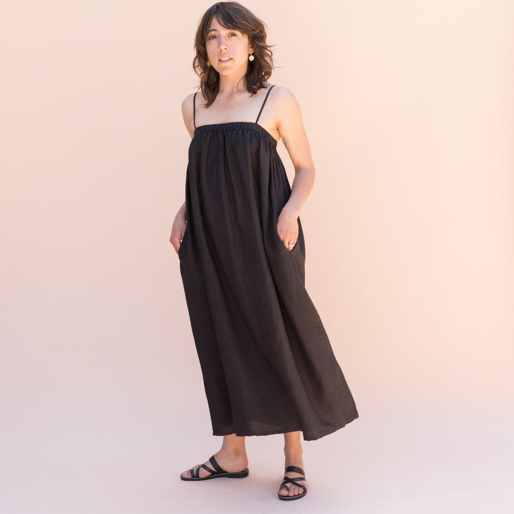 Filosofia | Leah Dress in Black