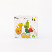 boxed fruit & vegetable set