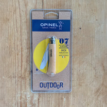 Load image into Gallery viewer, Opinel | My First Opinel No.07 Scouts Folding Knife