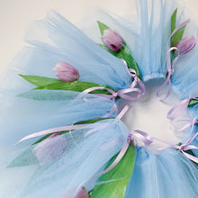 Load image into Gallery viewer, Blue Tulip Tutu