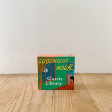 Load image into Gallery viewer, Miniature Goodnight Moon Classic Library Set