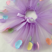 Load image into Gallery viewer, Lavender Pastel Petal Tutu
