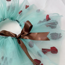 Load image into Gallery viewer, Sage & Chocolate Petal Tutu