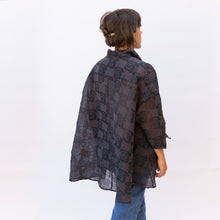 back view telephone blouse by grizas
