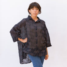front view telephone blouse by grizas