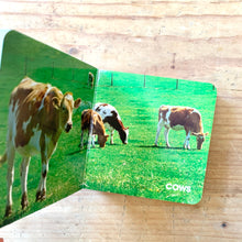 Farm Animals Mini Board Book