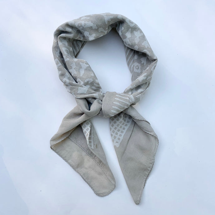 Bandana | Broken Arrow in Ivory