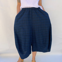 Load image into Gallery viewer, Baci | Plaid Wide Leg Pant