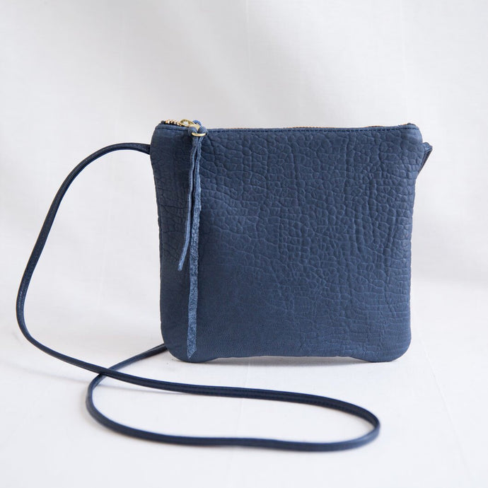 Sven | Square Blue Purse