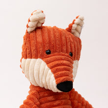 Load image into Gallery viewer, close up view cordy roy fox by jellycat