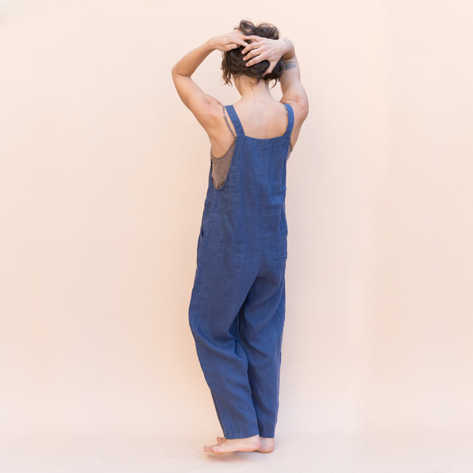 Kleen | Dark Blue Jumpsuit
