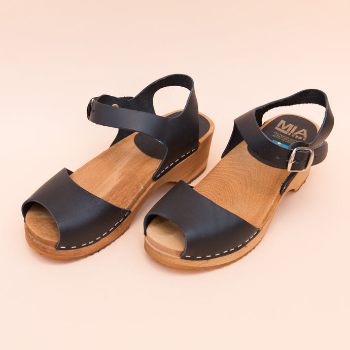MIA | Anja Clog in Black
