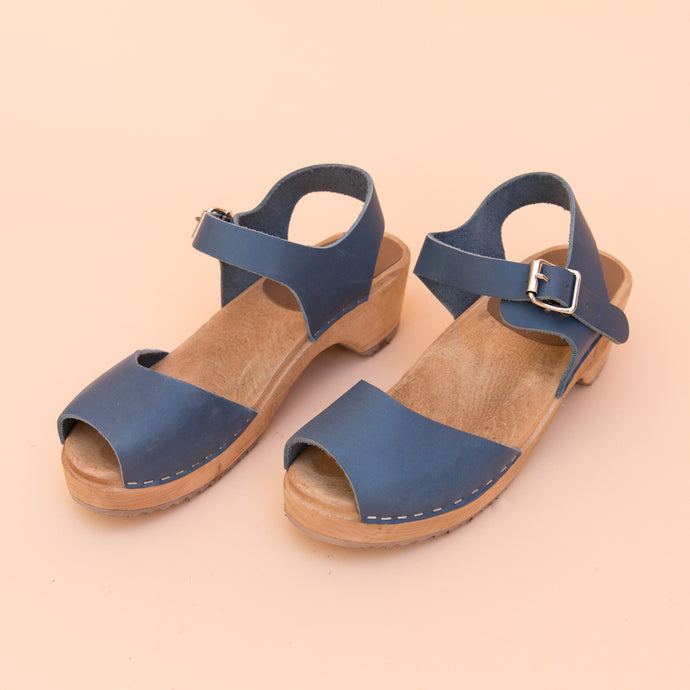 MIA | Anja Clog in Blue