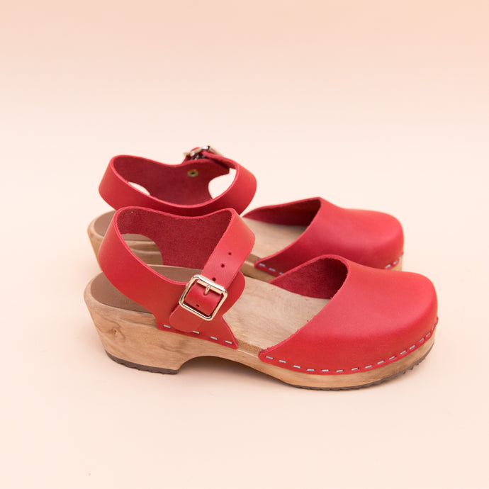 MIA | Sofia Clog in Red