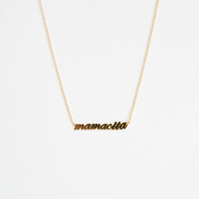 Gold Mamacita Necklace