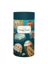 Load image into Gallery viewer, Cavallini | Jellyfish 1000 Piece Puzzle