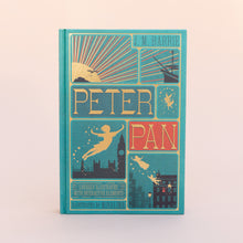 "front cover of ""Peter Pan"""
