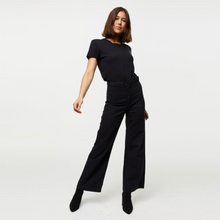 Load image into Gallery viewer, Levi's | Ribcage Wide leg Mineral Black Jean