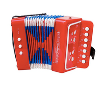 Load image into Gallery viewer, accordion front view out of box on white background