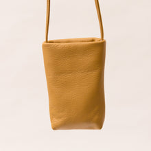 Load image into Gallery viewer, Sven | Small Leather Bag in Mustard